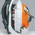Stihl Backpack blower anti vibration