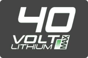 40 Volt Range
