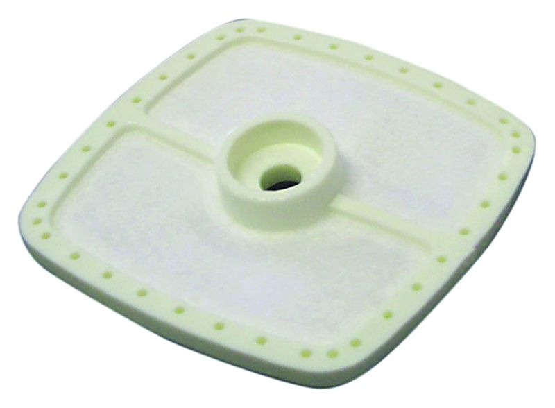 "ECHO AIR FILTER SQUARE 1/4"" HOLE"