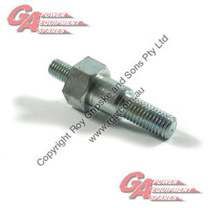 8MM X 1.25MM LEFT HAND MALE THREADED ARBOUR