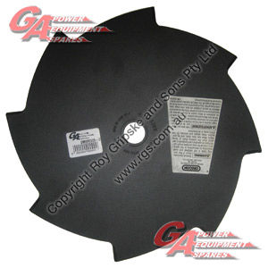 OREGON BRUSHCUTTER BLADE 8-TOOTH 20MM ID TO 25MM ID