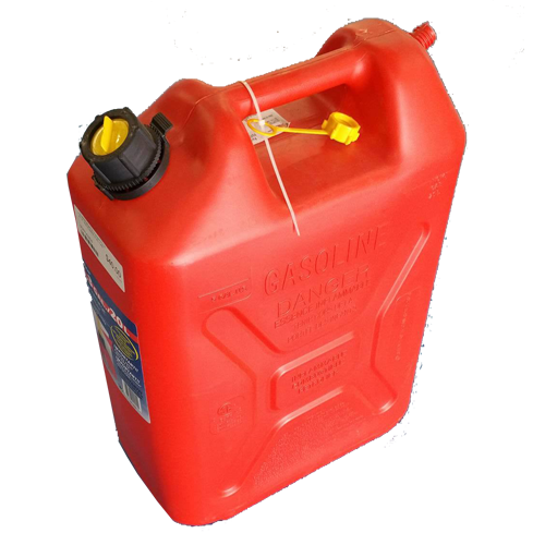 20 Litre Fuel Container Red