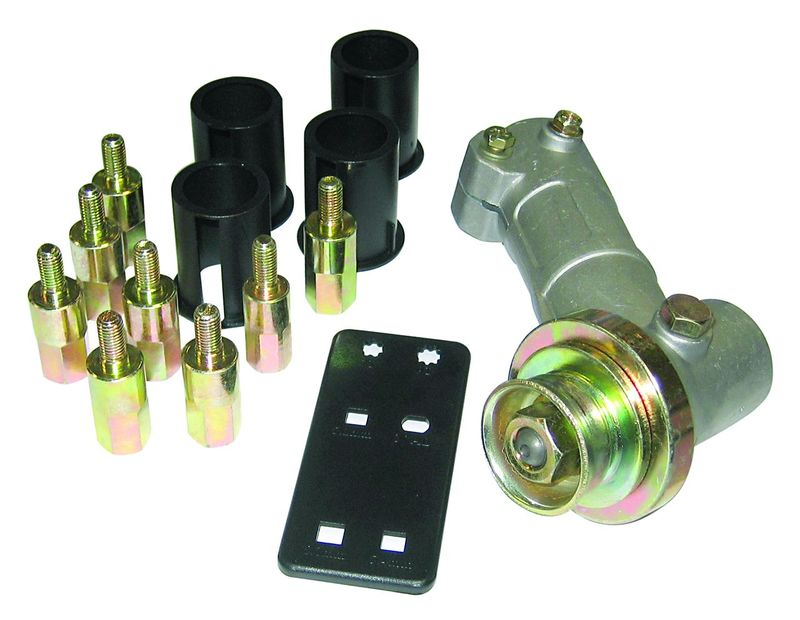 UNIVERSAL GEARCASE ASSEMBLY MULTI-FIT INC ADAPTERS