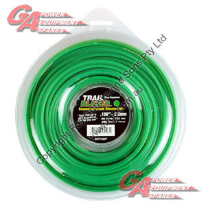 "TRAIL BLAZER TRIMMER LINE .130"" / 3.30MM DONUT LENGTH 45M"