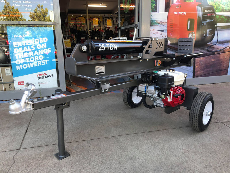 25T BAR Group Logsplitter Genuine Honda Engine