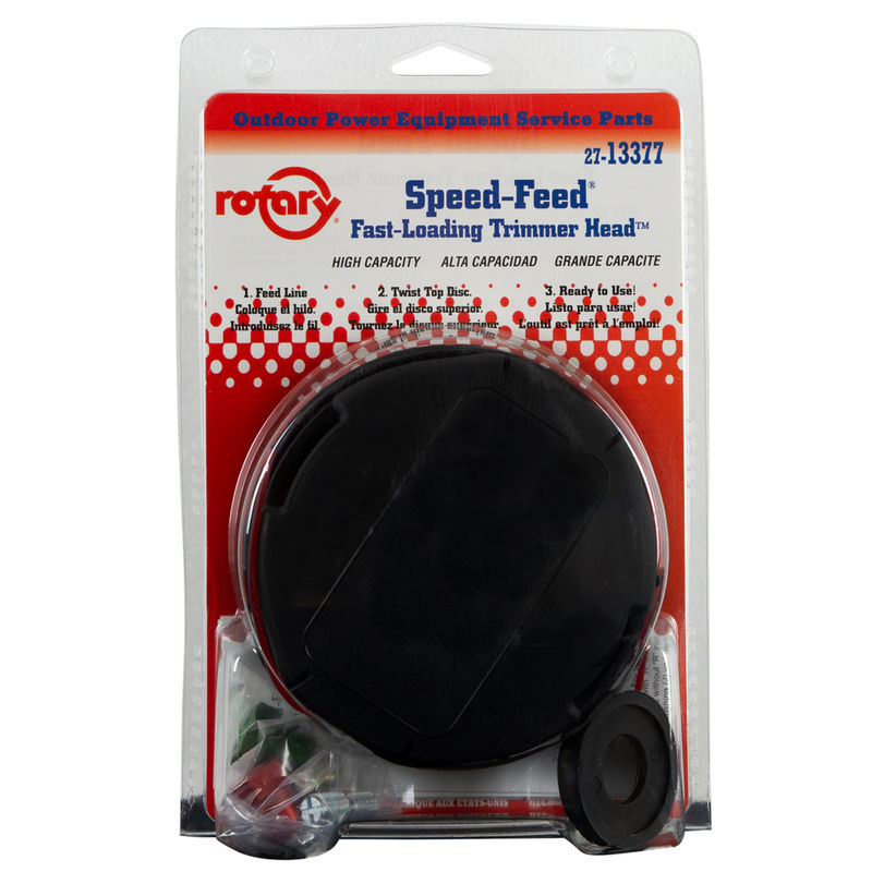 GENUINE SPEED FEED 450 LARGE PREMIUM QUALITY NYLON HEAD