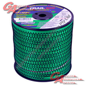 "TRAIL BLAZER TRIMMER LINE .095"" / 2.40MM SPOOL LENGTH 261M WEIGHT 1.35KG"