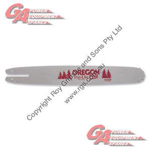 """OREGON PRO-LITE SPROCKET NOSE GUIDE BAR 18"""" #72 D176 3/8"""" PITCH .050"""" GA 11-TH"""