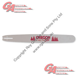 "OREGON LASER-TIP / ARMOUR TIP SOLID BODY SOLID NOSE GUIDE BAR 16"" #20 K095 .325"" PITCH"