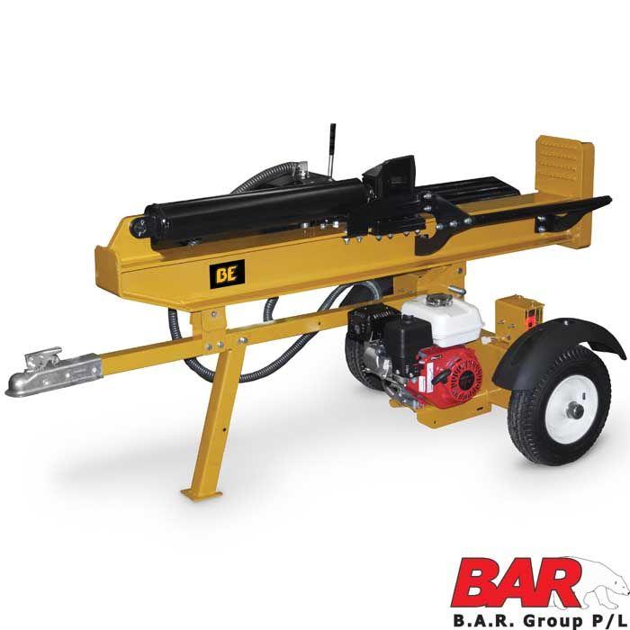BAR Group 25T GX200 Log Splitter