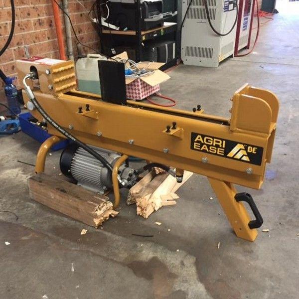 BAR Group Electric Log Splitter 10T