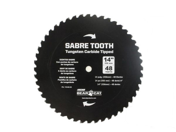 Bear Cat Echo Sabre Blade