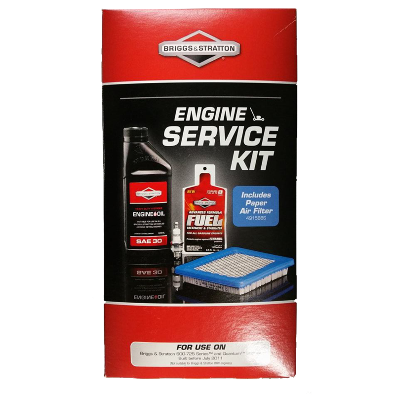 Briggs and Stratton Engine Service Kit