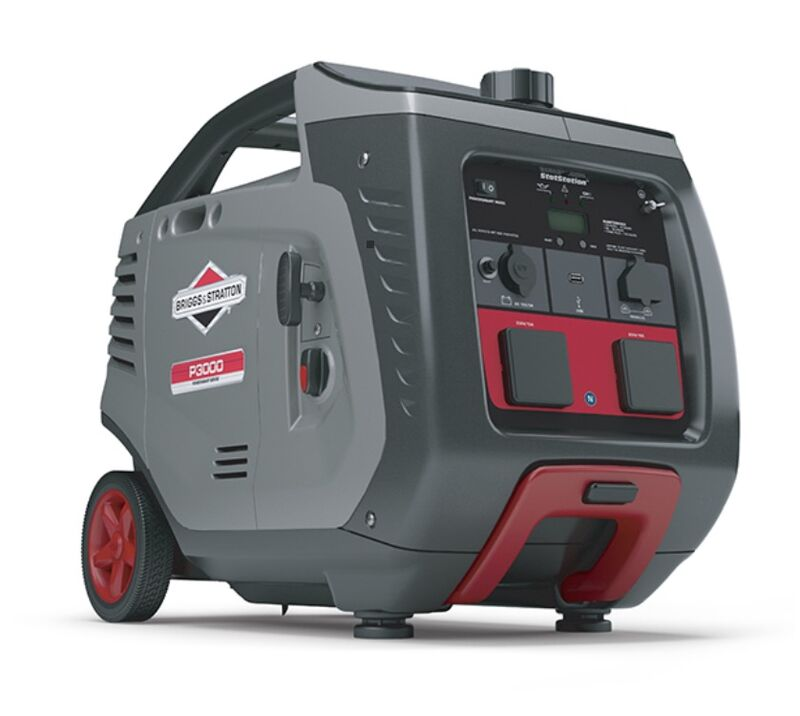 Briggs and Stratton P3000 PowerSmart Inverter Generator