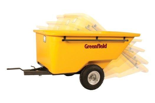 Greenfield 300L Tip Trailer