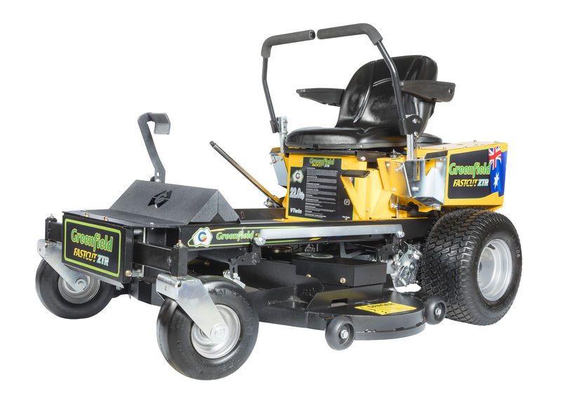 Greenfield Fastcut ZTR ZeroTurn Mower 40andquot