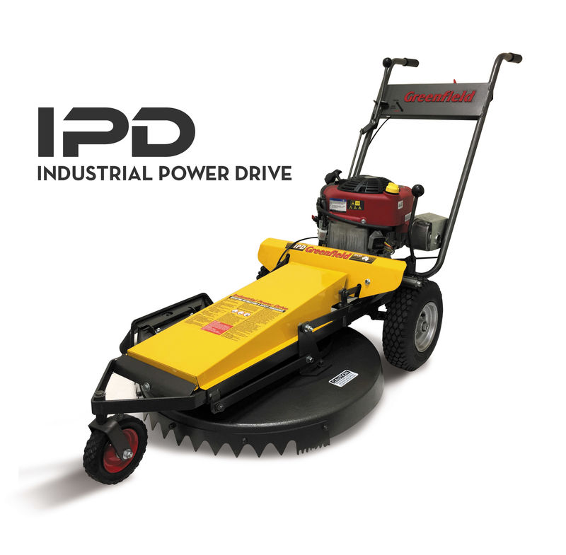 Greenfield IPD Self Propelled Slasher | Henderson Mowers & Chainsaws