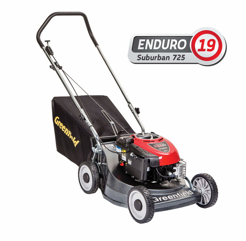 Greenfield Lawn Mower Enduro 19 Suburban 725
