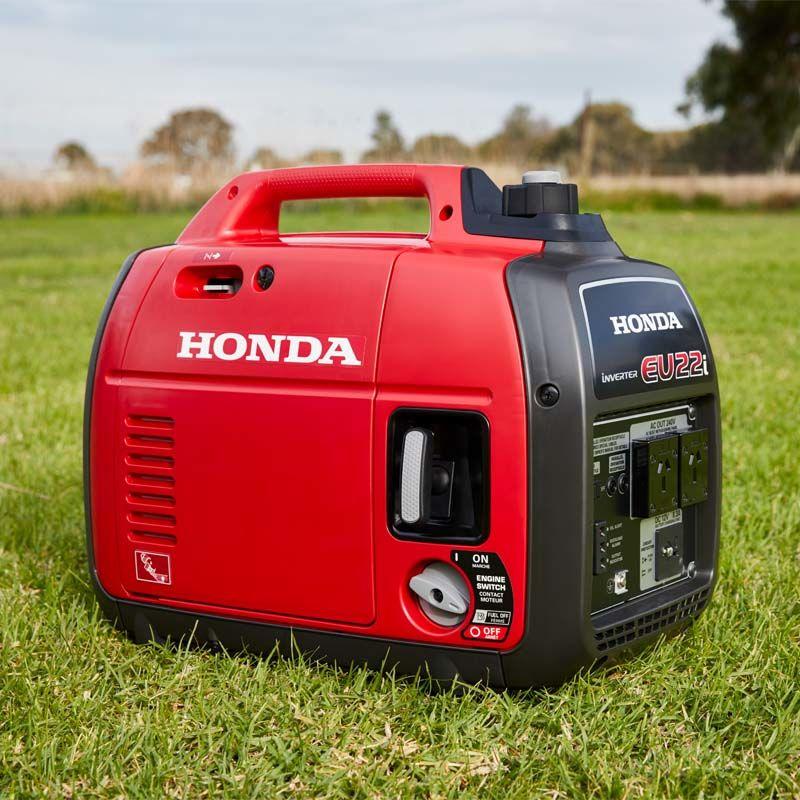 Honda EU22i Inverted Generator Package Deal