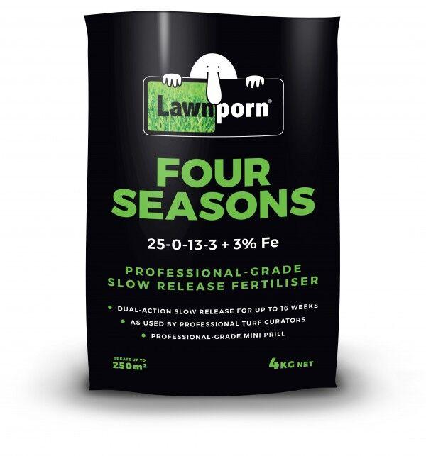 LawnPorn Four Seasons 4Kg