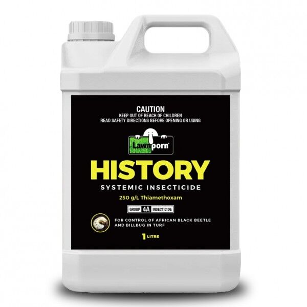 Lawnporn History  Systemic Insecticide 1L