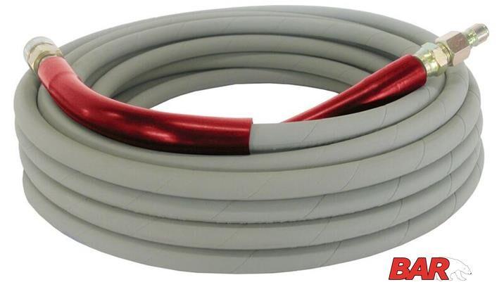 Lenflex Reinforced Steel High Pressure Hose 10M
