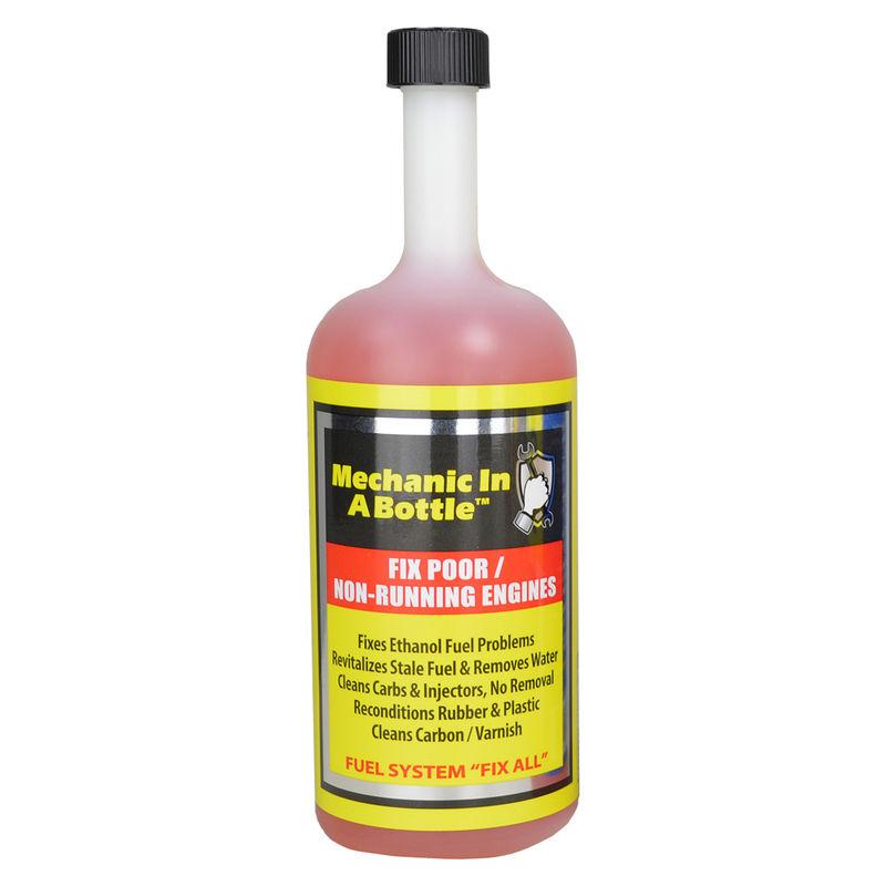 Mechanic In a Bottle