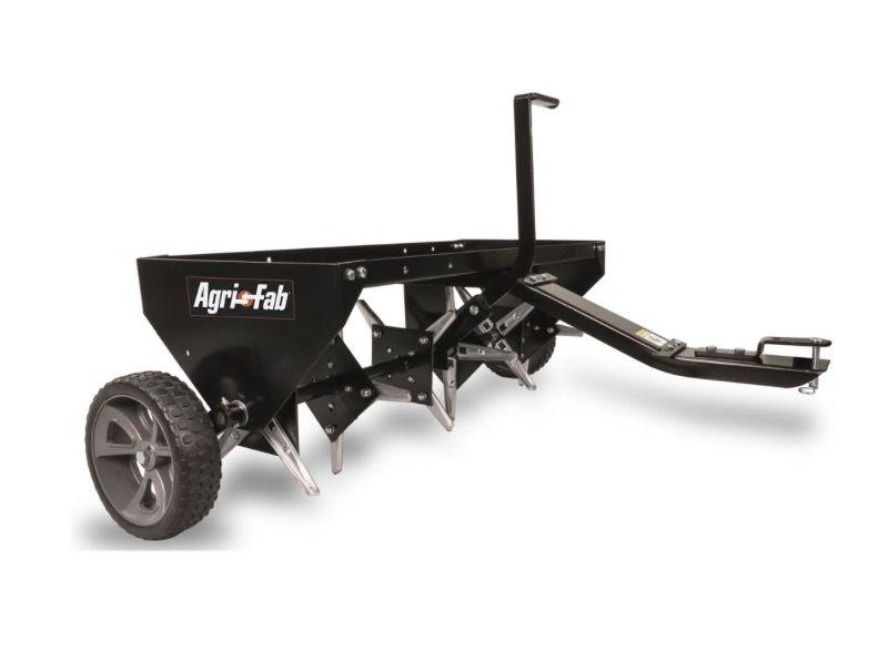 RideOn Mower Tow Behind Aerator Corer