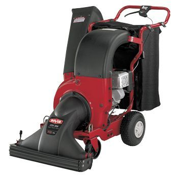 Rover Chipper Shredder and Vac SelfPropelled