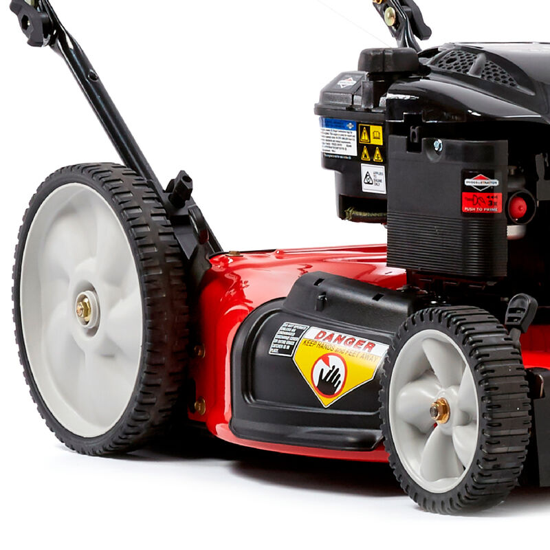Rover Hi Wheeler Lawn Mower 21 Cut