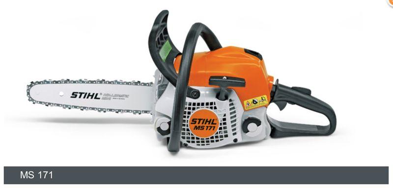 Stihl 171 Mini Boss Chainsaw