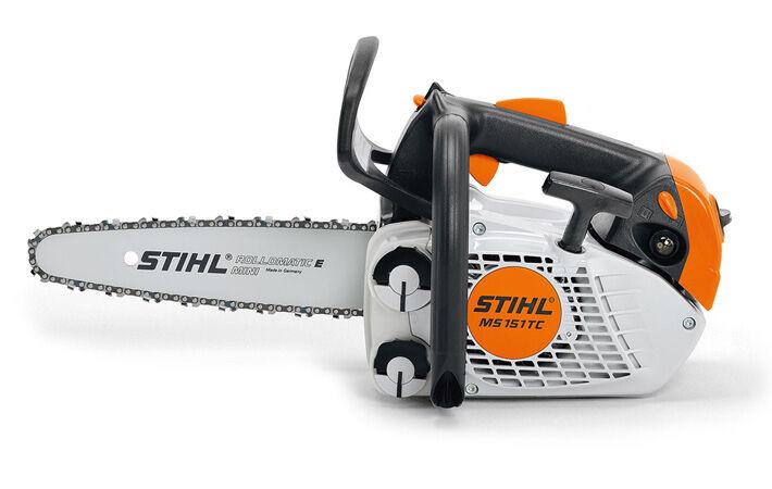 Stihl MS 151 TC E Top Handle Chainsaw