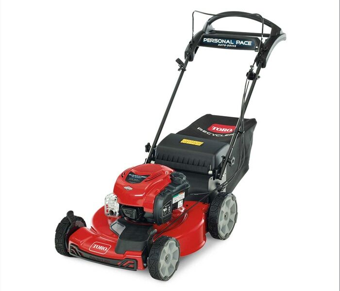Toro 22 All Wheel Drive Personal Pace