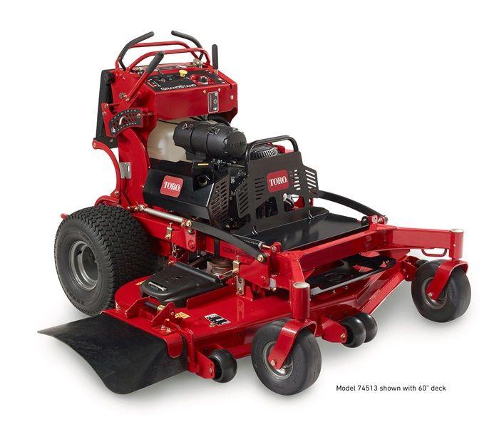 Toro GrandStand 48 Cut 22HP