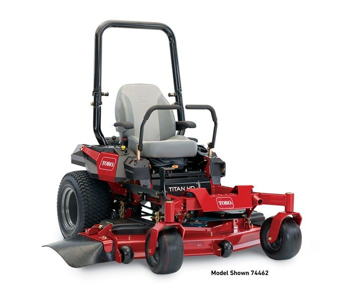 Toro Titan HD 2000 Series 52andquot Cut