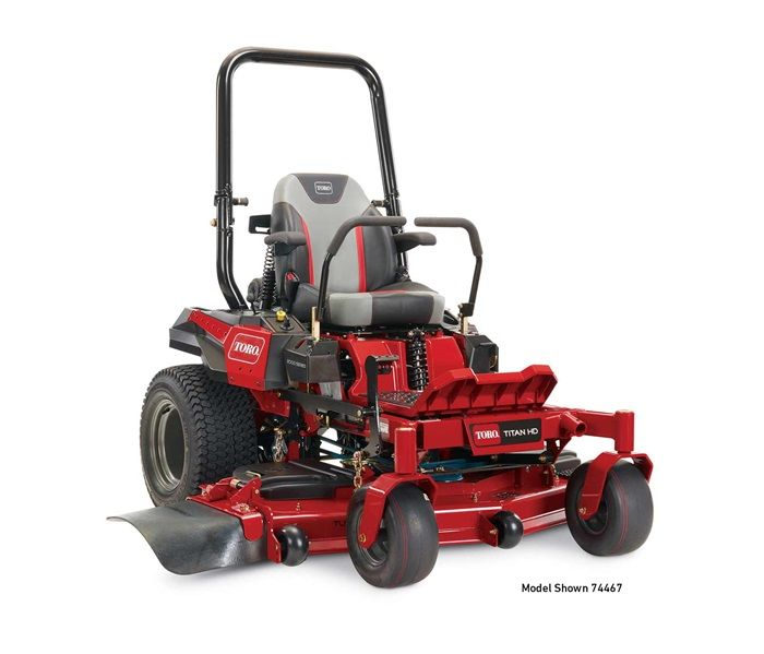 Toro Titan HD 2000 Series 52andquot MyRide
