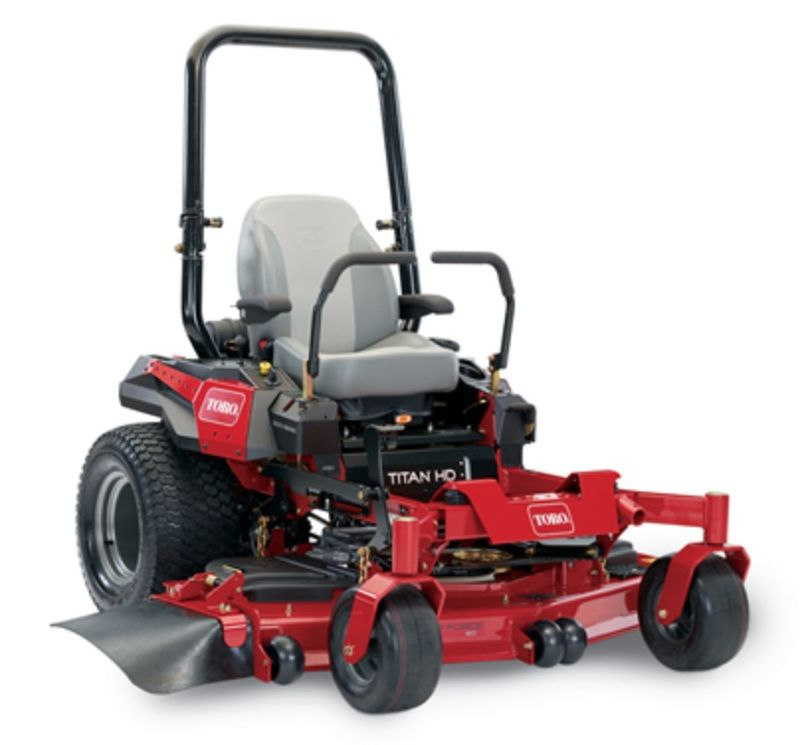 Toro Titan HD 2500 Series