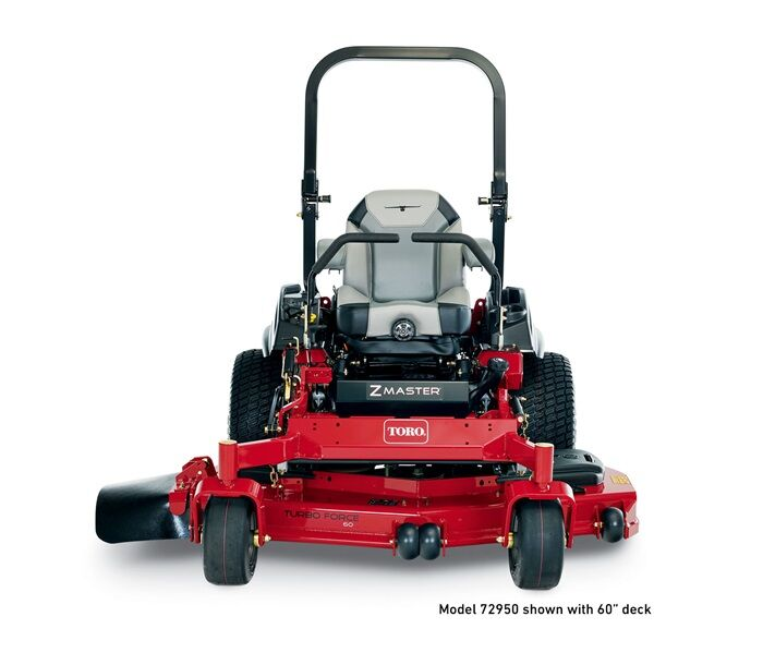 Toro Zero Turn Mower Z Master Commercial 3000 Series 60 Cut