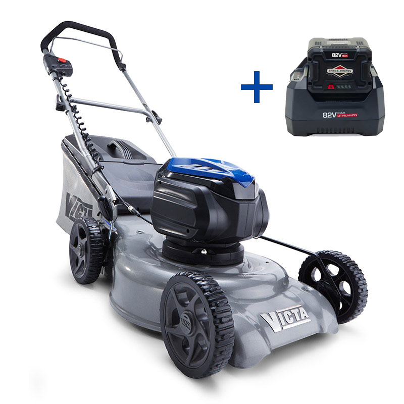 Victa 82V Cordless 18 Mower Battery + Charger Inc