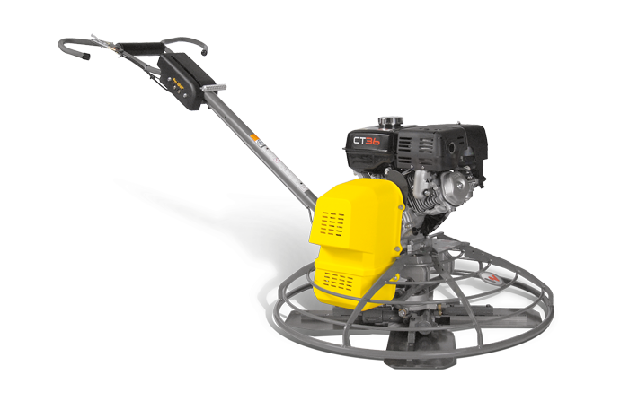 Wacker Neuson CT36 Concrete Trowel 915mm