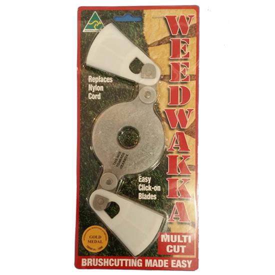 Weedwakka Brushcutter Head MultiCut