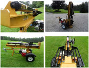 Bar Group Honda Powered Log Splitter 28T