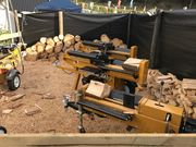 Bar Group Honda Powered Log Splitter 28T