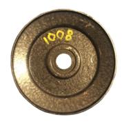Genuine Greenfield VBelt Idler Pulley GT1008
