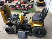 Greenfield 50yr Anniversary Deluxe VTwin 25hp 34andquot Cut