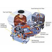 Honda GX160QXU Engine