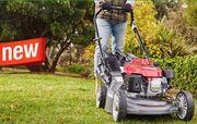 NEW Honda HRU196 Buffalo Pro Lawn Mower BB