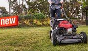 NEW Honda HRU216 Buffalo Pro Lawn Mower BB