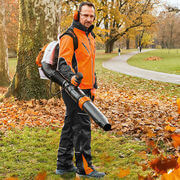 Stihl BR 450 CEF Backpack Blower Electrostart
