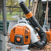 Stihl BR 800 C E Magnum Back Pack Blower